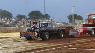 6200 National 4x4 Trucks Pulling at Winchester July 31 2014