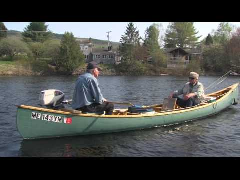 Russ Theriault: Master Maine Fishing Guide