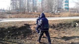 Паркур  в Лучегорске(, 2016-11-01T02:17:08.000Z)