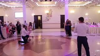 Свадьба Янис и Ксения 18.08.18 г.Пятигорск, Банкетный Зал «Венеция» «Танец пьяного Грека»