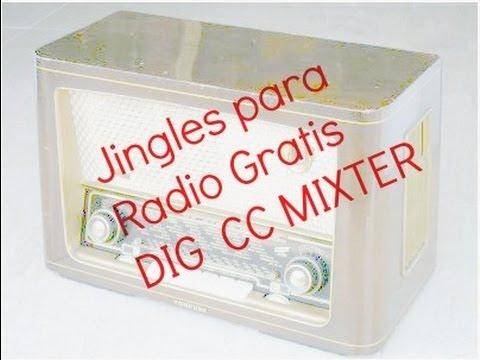 Web para descargar musica opensource para uso comercial jingles para radio gratis dig cc mixter