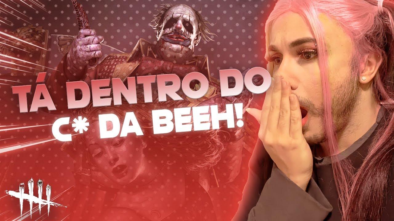 DEAD BY DAYLIGHT: DEMI PROFISSIONAL DA CEGUEIRA! (ft. Samira Close, Demi & Beeh Neto) Nicky Mitrava