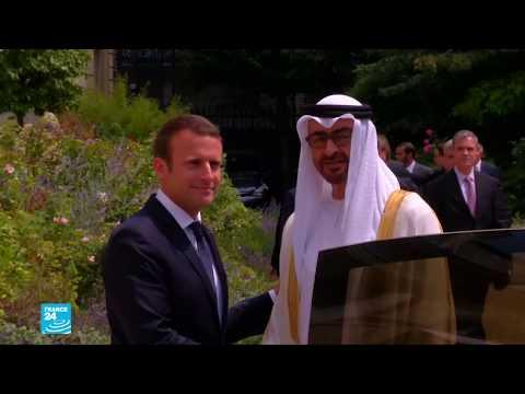 دعوتان قضائيتان في فرنسا ضد ولي عهد أبوظبي.. من يقف وراءهما؟  - نشر قبل 28 دقيقة