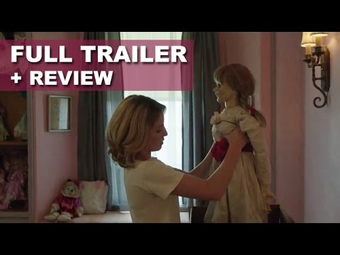 Annabelle Official Trailer + Trailer Review 2014 : Beyond The Trailer