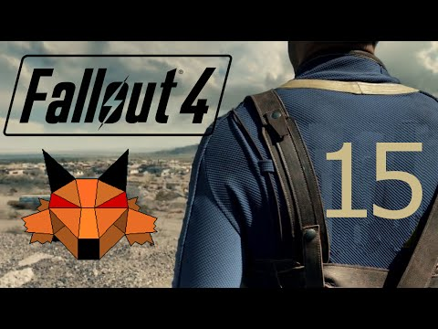 Let's Play Fallout 4 [PC/Blind/1080P/60FPS] Part 15 - USAF Satellite Station Olivia