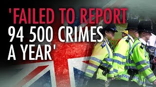 UK: Met Police fail to record 10% of crimes | Jack Buckby