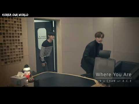 """A.C.E's Jun & Chan """"Where You Are?""""  The Game: Towards Zero OST Arabic Sub"""