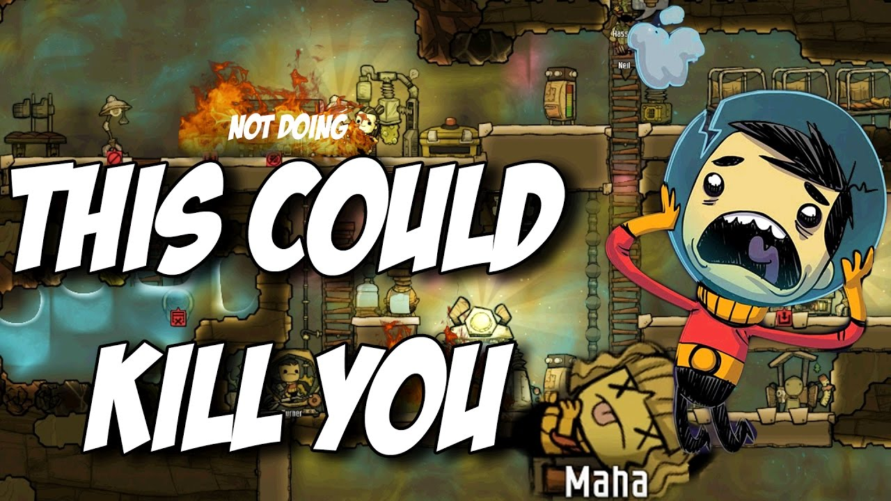 Oxygen Not Included Tips: BEST TIPS & TRICKS TO SURVIVE - Oxygen Not