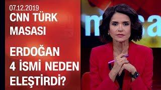 Cumhurbaşkanı Erdoğan'dan Davutoğlu, Babacan, Gül, Şimşek'e ağır suçlama -CNN TÜRK Masası 07.12.2019.mp3