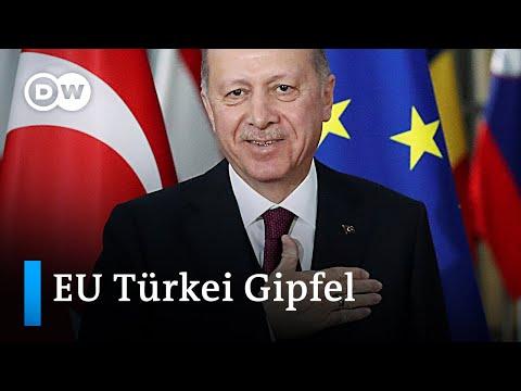 Annäherung zwischen EU und der Türkei   DW Nachrichten