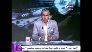 بالفيديو.. زاهر: الزمالك نجح فى ضم ثنائى المقاصة