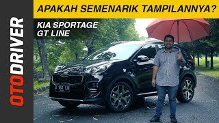 KIA Sportage GT Line 2018 Review Indonesia | OtoDriver
