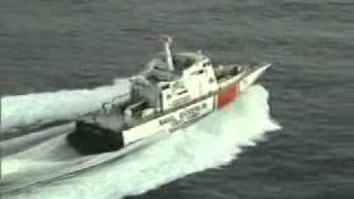 Turkish Coast Guard  SAR-35 Patrol Boat