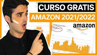 Mega Curso Gratis Amazon  Aprende Qué productos vender y Cómo vender, paso a paso
