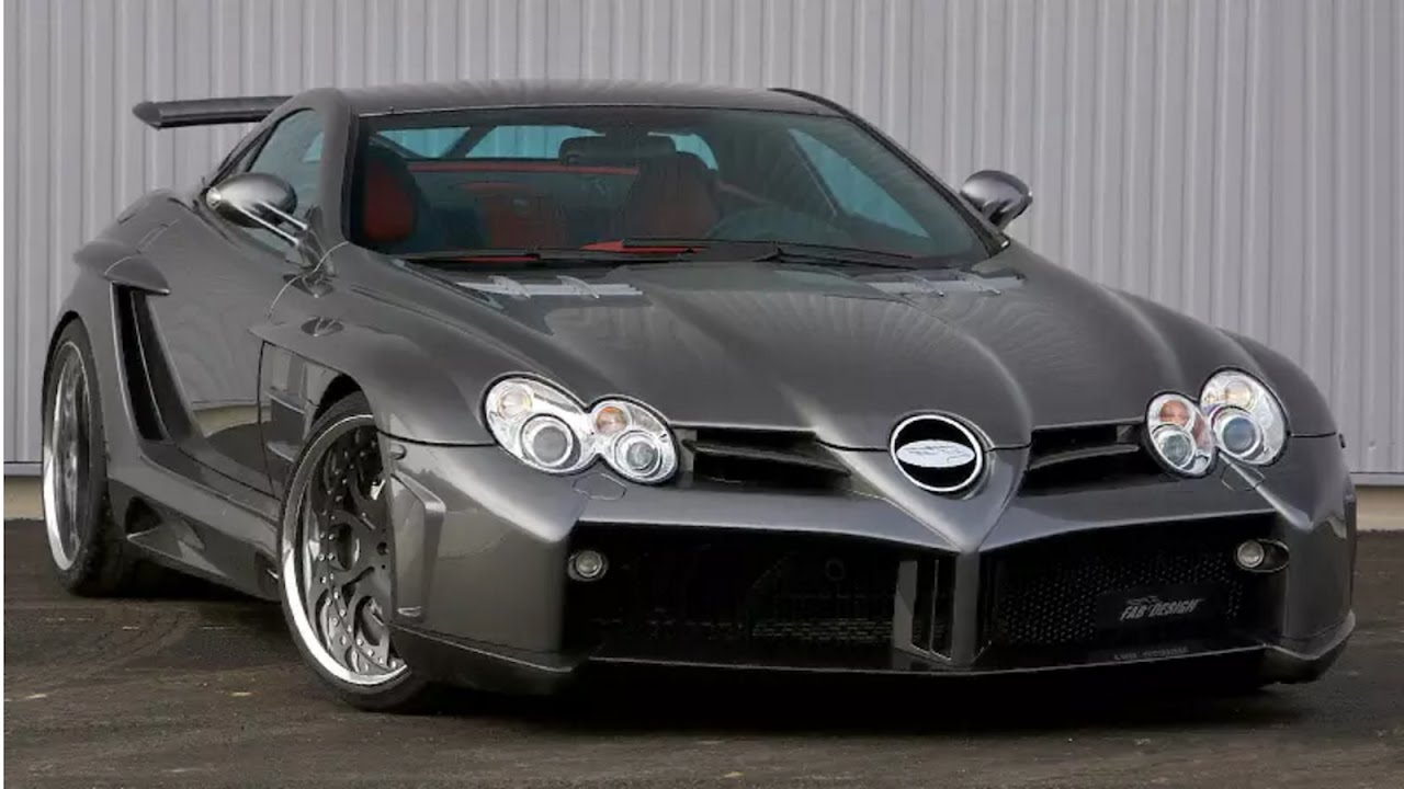 5 Most Expensive Mercedes Benz Smokedrubber Youtube