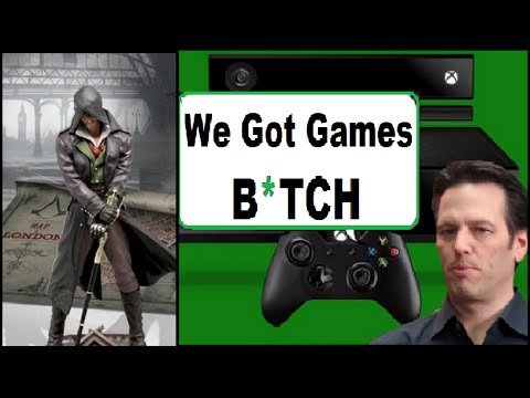 Sony Has No Games For Christmas.Microsoft Promises the greatest games lineup in Xbox history E3 2015