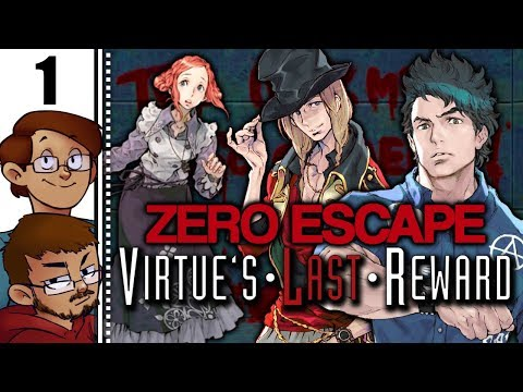 Letu0027s Play Zero Escape: Virtueu0027s Last Reward Part 1 - The Sequel to 999