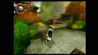 Kung Fu Panda for the Wii