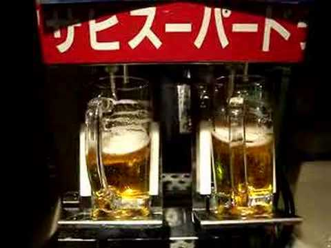 Automated Beer Machine