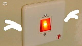 Как закрепить выпадающую розетку или выключатель(В любом доме есть вечно выпадающие розетки и выключатели, эта проблема легко решаема., 2016-04-09T22:59:01.000Z)