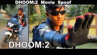 Dhoom2 Movie Spoof | The Diamond Robbery | Hrithik Roshan | OYE TV thumbnail
