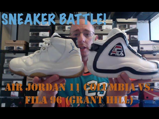 fila shoes jordan