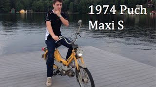 Secrets of a Baller: Moped Life (Puch Maxi S Review)