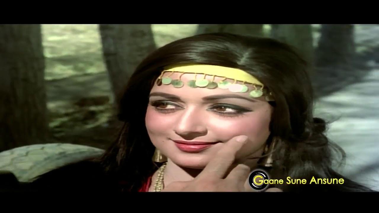 Download Kya Khoob Lagti Ho Mukesh Kanchan Dharmatma 1975 Hema Malini, Feroz Khan, Mukesh, Kanchan