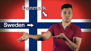 Fan/ Flag Friday NORWAY (Geography Now!)