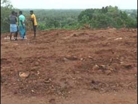 Archaeology Dept takes over Sampur stupa site (English)