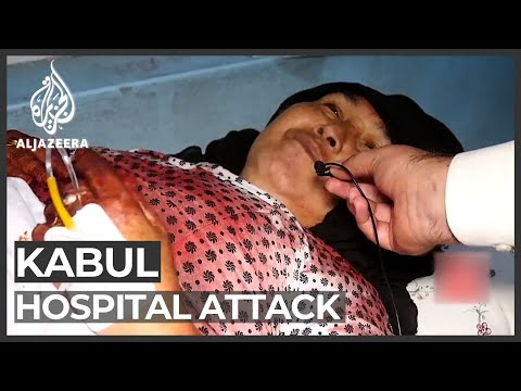 Afghanistan: Gunmen storm hospital compound in Kabul