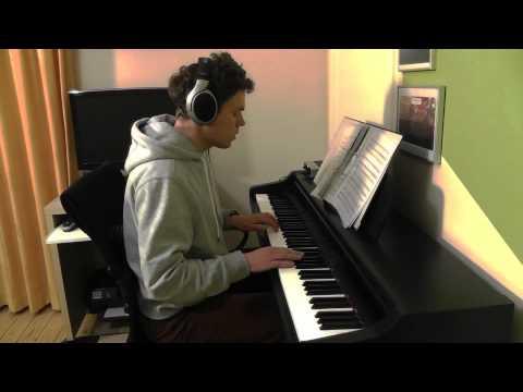Idina Menzel - Let It Go (Frozen) - Piano Cover - Slower Ballad Cover