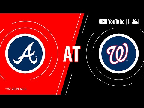 Download Braves at Nationals | MLB Game of the Week Live on YouTube