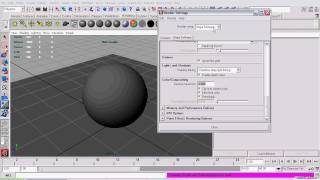 Enable Gamma Correction In Maya