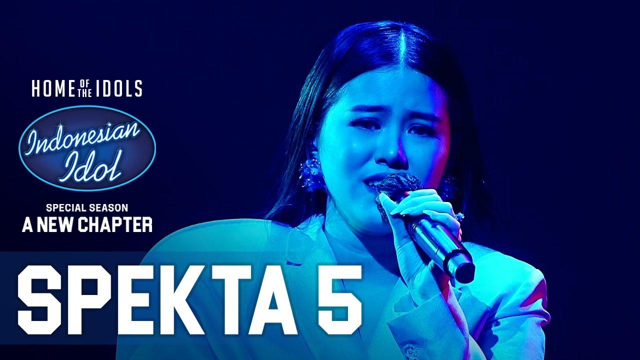 Download MELISA - SEBERAPA PANTAS (Sheila On 7) - SPEKTA SHOW TOP 9 - Indonesian Idol 2021