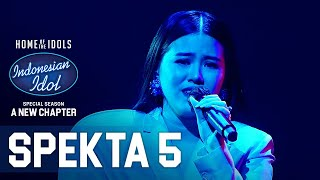 Download MELISA - SEBERAPA PANTAS (Sheila On 7) - SPEKTA SHOW TOP 9 - Indonesian Idol 2021