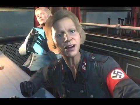 Wolfenstein: The New Order — В поезде на Берлин (1080p)