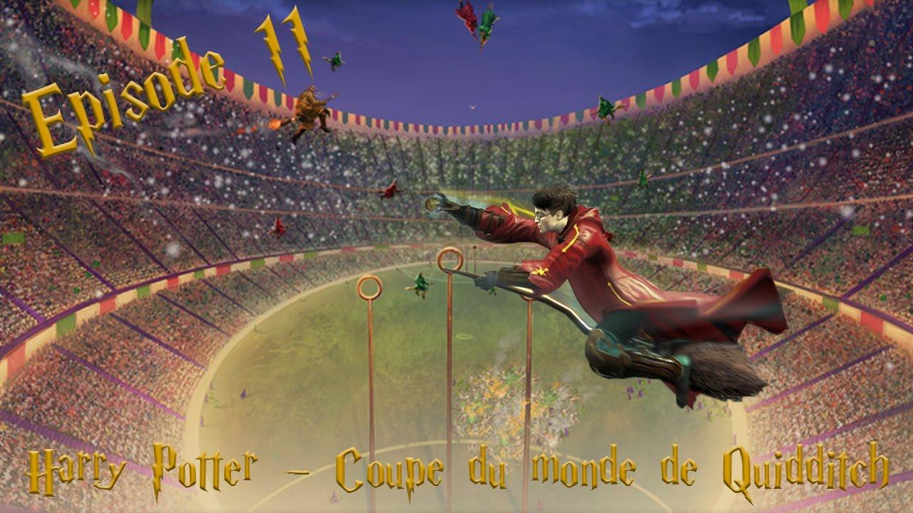 Harry potter coupe du monde de quidditch ep 11 youtube - Harry potter coupe du monde de quidditch ...