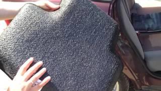 Автомобильные коврики Boratex Lada Priora обзор