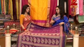 Sampurna Show of Indian Silk House Exclusives