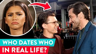 Spider-Man: Far From Home Real-life Couples Revealed  |⭐ OSSA Radar