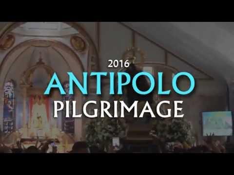 Antipolo Pilgrimage 2016