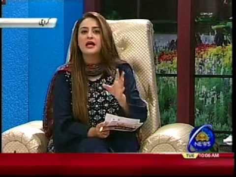 Farah Essa PTV Pakistan TV interview