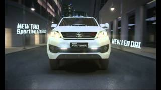 New Fortuner 2013 - The World is Mine - Toyota Indonesia