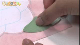 ステンドグラスタペストリーコレクション|あざやか布のステンドグラス thumbnail