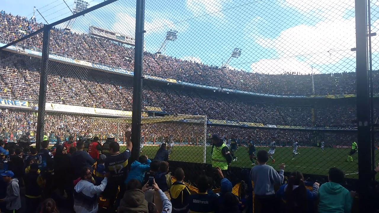 Tevez erra penal #BocaVSTalleres #SuperLigaArgentina