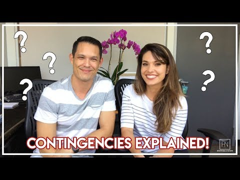 What Are Contingencies? A Brief Overview.