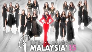 The Next Miss Universe Malaysia 2015 Official Trailer