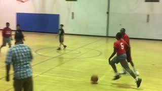 Y.E.S. League Black vs Red Team-Joel Guthrie Coach David