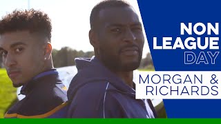 Non-League Day | LCFC's Wes Morgan Welcomes Cousin To Belvoir Drive